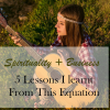 Thumbnail image for Spirituality + Business = 5 Lessons I Learnt From This Equation