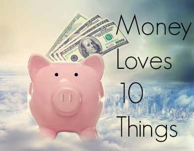 money loves Attracting Money