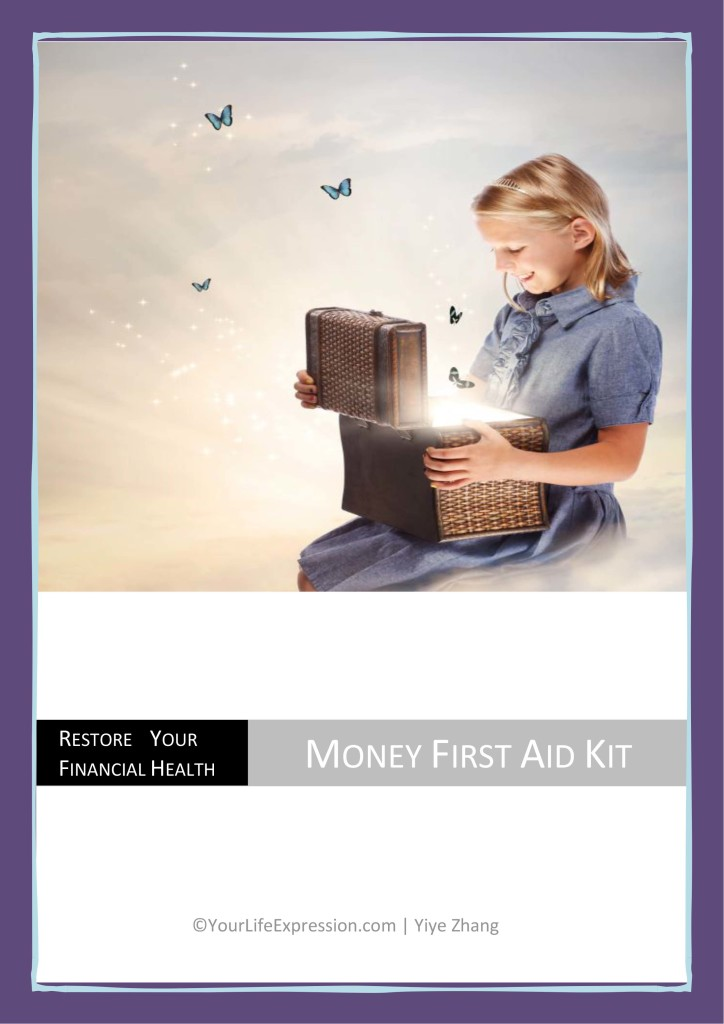Money First Aid Kit