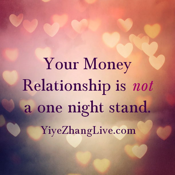 Post image for Make Your Money Relationship Fulfilling, Playful & Long-lasting