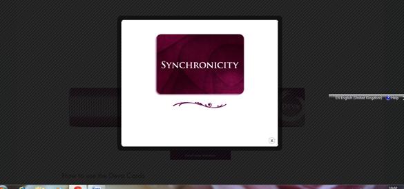 synchronicity, deva cards