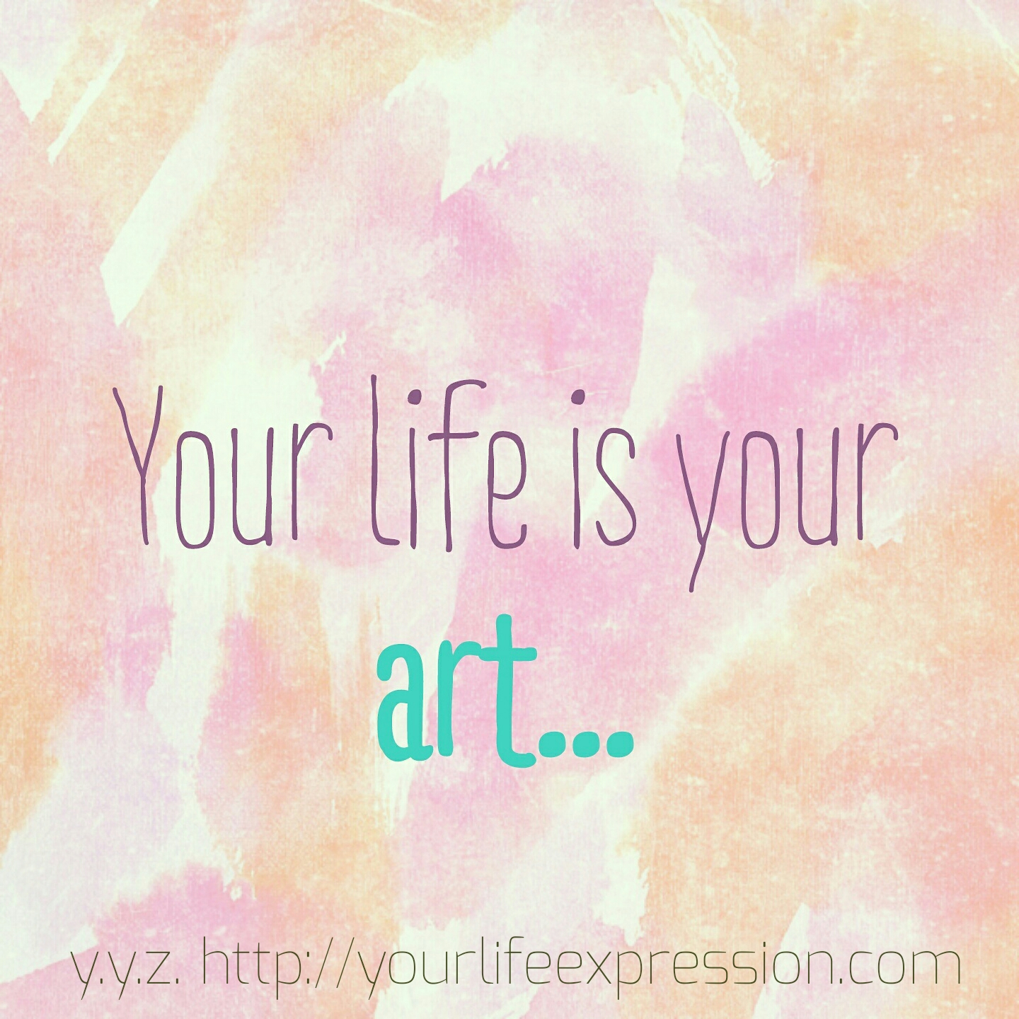 Post image for Your Life Is Your Art, The Struggle Is Your Poem
