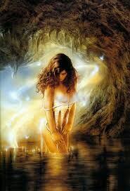 divine feminine power, sensual feminine, yiye zhang